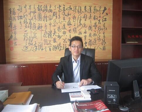 理事王辉(千赢官方网站思源信息技术有限公司总经理)